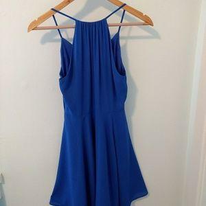 Express Dresses - Blue Express Dress